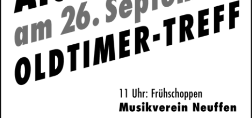 Flyer der Kirbe 2010