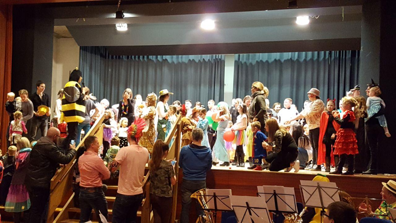 Kinderfasching des Musikvereins - Musikverein Aich
